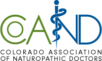 Colorado Association of Naturopathic Doctors logo