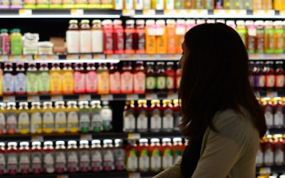 Warning: the middle of the grocery store is bad for your health…
